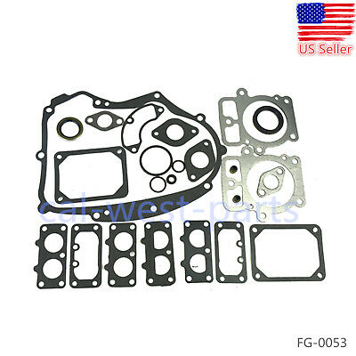 $19.98 • Buy New Engine Gasket Set Fits Briggs & Stratton 694012 Replaces 499889 Fr US SHIP