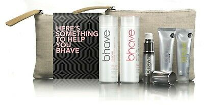 AU53.44 • Buy Bhave RESCUE Travel Pack, Riot Oil, Deep Intense Masque, Leave In Creme'