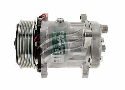 AU490 • Buy Sanden Compressor 4712 For New Holland SD7H15 12V 8PV 119mm HOR Ear Mount KG