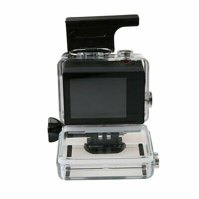 $ CDN16.95 • Buy LCD Bacpac Display Battery Backdoor Waterproof Housing Case For GoPro Hero 4 3+