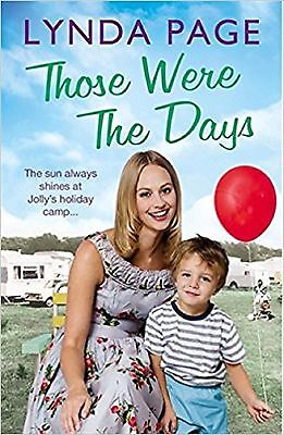 £5.95 • Buy Those Were The Days By Lynda Page (Paperback)