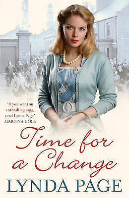 £5.99 • Buy Time For A Change By Lynda Page (Paperback)