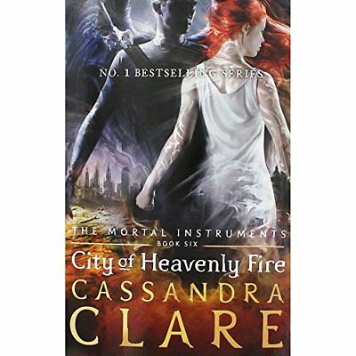 £3.10 • Buy City Of Heavenly Fire - The Mortal Instruments Book 6