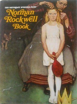 $ CDN6.35 • Buy The Saturday Evening Post : Norman Rockwell Book