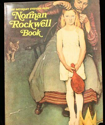 $ CDN6.35 • Buy Saturday Evening Post Norman Rockwell Book