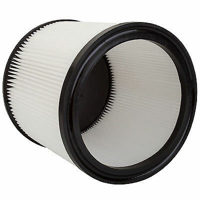 Wet & Dry Cartridge Filter For Wickes & Lidl Parkside Commercial Vacuum Cleaners • 6.95£