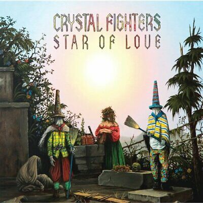Crystal Fighters - Star Of Love - Crystal Fighters CD 82VG The Cheap Fast Free • 3.63£