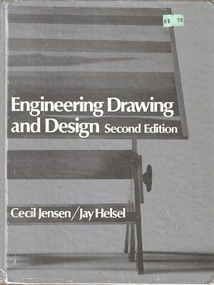 £3.46 • Buy Engineering Drawing And Design