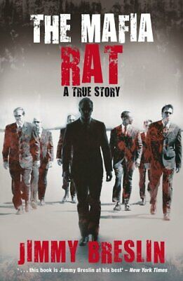 The Mafia Rat: A True Story By Breslin, Jimmy Paperback Book The Cheap Fast Free • 6.49£