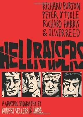 Hellraisers By JAKe Book The Cheap Fast Free Post • 5.49£