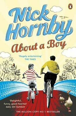 About A Boy By Hornby, Nick Paperback Book The Cheap Fast Free Post • 3.99£