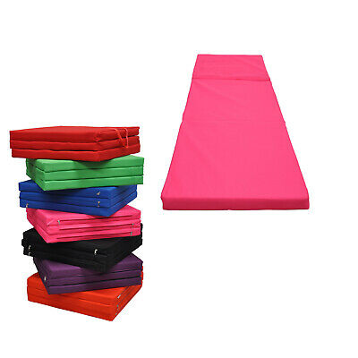 AU39.95 • Buy Folding Yoga Mat - Gymnastics Floor Exercise Gym Mat - 180cm*60cm*5cm
