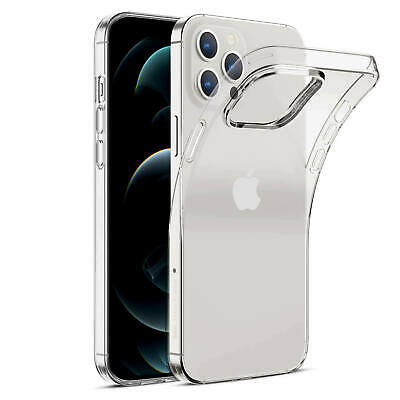 AU3.80 • Buy Slim Clear Soft Tough Case COVER For Apple IPhone 12 Mini 11 Pro Max XS XR 8 7 6