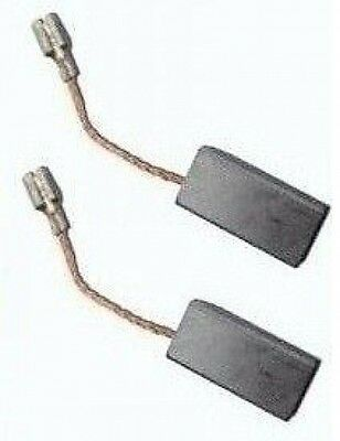 £4.25 • Buy Carbon Brushes For Bosch SLOTTING MACHINE Bush Angle Grinder Pair New D11
