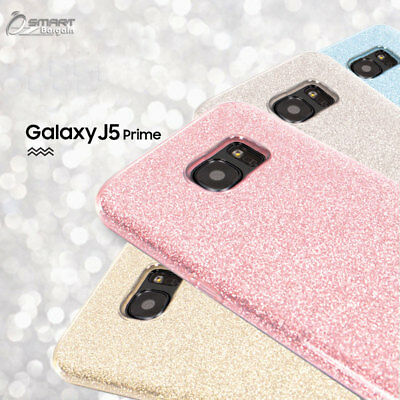 AU5.99 • Buy Glitter Shining Bling TPU Jelly Gel Case Cover For Samsung Galaxy J5 Prime