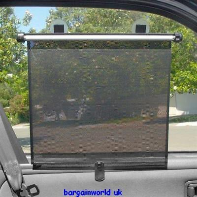 House Caravan Car Van Sun Shades Roller Blinds Window Glass Privacy Spring Type • 4.95£