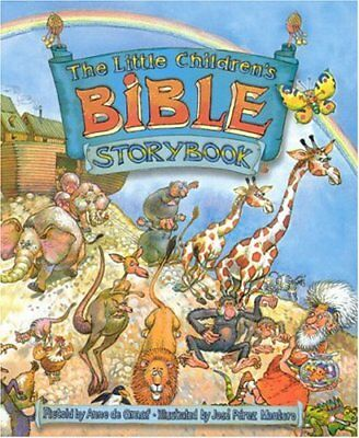 £2.83 • Buy Childrens Bible Story Book Bible Story Book For C