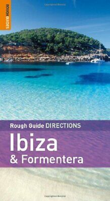 Rough Guide DIRECTIONS Ibiza & Formentera By Rough Guides Paperback Book The • 3.99£