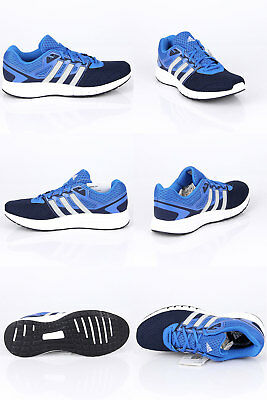 AU75 • Buy Adidas Authentic Galaxy 2 AF 6690 Men's Running Navy And Blue New With Box