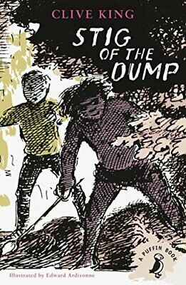 Stig Of The Dump (A Puffin Book) By King, Clive Book The Cheap Fast Free Post • 5.56£
