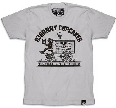 £27.24 • Buy Men's New Johnny Cupcakes D'Johnny T-Shirt Size Large