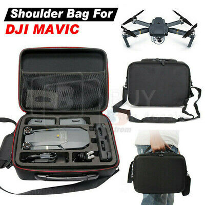 AU20.64 • Buy Professional DJI Mavic Pro Case Portable Hard Carrying Box Hardshell Suitcase