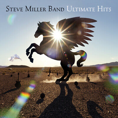 £6.87 • Buy The Steve Miller Band : Ultimate Hits CD (2017) ***NEW*** FREE Shipping, Save £s