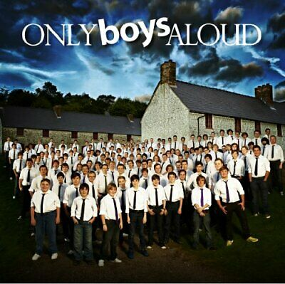 £2.70 • Buy Only Boys Aloud -  CD MOVG The Cheap Fast Free Post The Cheap Fast Free Post