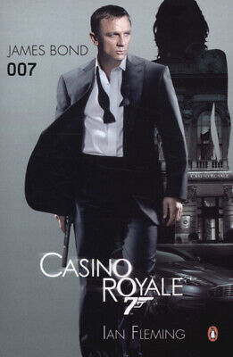 James Bond 007: Casino Royale By Ian Fleming (Paperback) FREE Shipping, Save £s • 2.37£