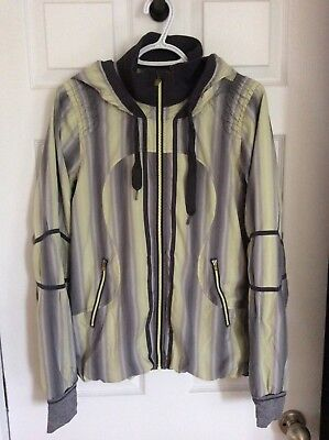 $ CDN54 • Buy Lululemon Track N Field Jacket, Size 8