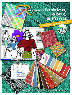 AU49.99 • Buy LK NEW Rendering Fashion, Fabric And Prints With Adobe Illustrator Sealed CD