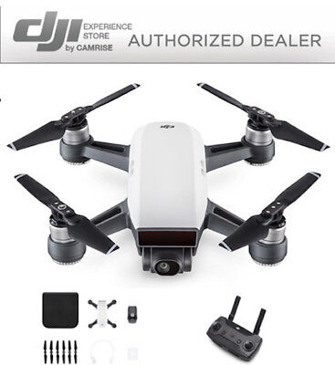 AU513.81 • Buy DJI Spark Drone Quadcopter White CP.PT.000731 And DJI Remote Controller