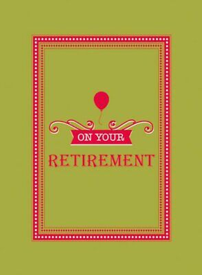 £1.99 • Buy On Your Retirement (Gift) By . Book The Cheap Fast Free Post