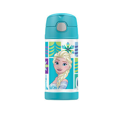 AU24.95 • Buy NEW Thermos Funtainer Insulated Drink Bottle 355ml Disney Frozen (RRP $30)