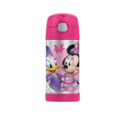 AU24.95 • Buy NEW Thermos Funtainer Insulated Drink Bottle 355ml Disney Minnie (RRP $30)