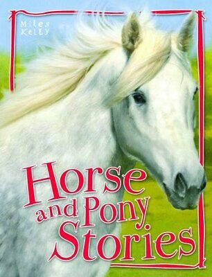 £3.99 • Buy Horse And Pony Stories (512-page Fiction) By Vic Parker Book The Cheap Fast Free