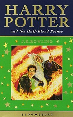 $ CDN22.14 • Buy Harry Potter And The Half-Blood Prince By Rowling, J. K. Paperback Book The