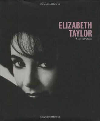 £9.99 • Buy Elizabeth Taylor: A Life In Pictures By Yann-Brice Dherbier Hardback Book The