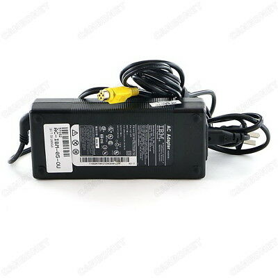$ CDN99.99 • Buy Lot 5 Of Lenovo Original Used 120W AC Adapter For ThinkPad 16V 7.5A 4 Female Pin