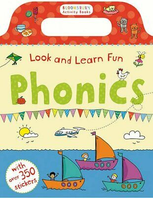 Look And Learn Fun Phonics (Chameleons) By Bill Boo Book The Cheap Fast Free • 5.49£
