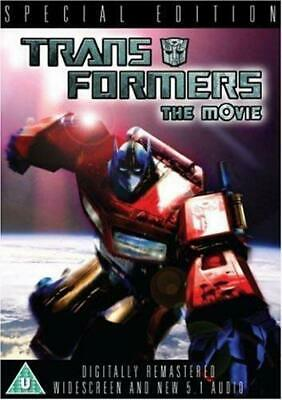 £3.49 • Buy Transformers The Movie - Special Edition [1986] [DVD] [Animated] - DVD  32VG The