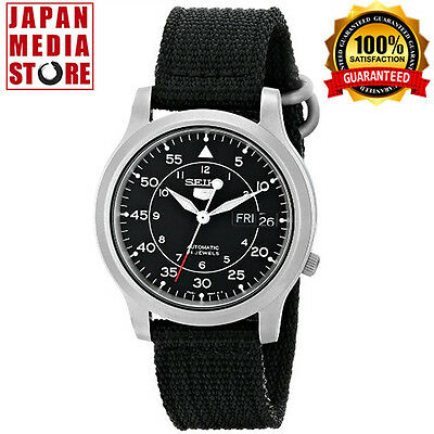 $ CDN152.77 • Buy Seiko 5 Automatic Watch SNK809K2 SNK809 SNK809K 100% Genuine Product From JAPAN