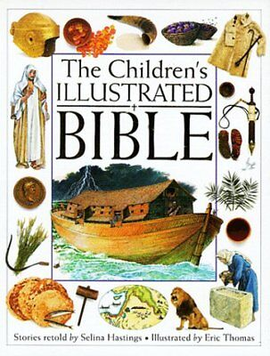 The Childrens Illustrated Bible • 3.18£