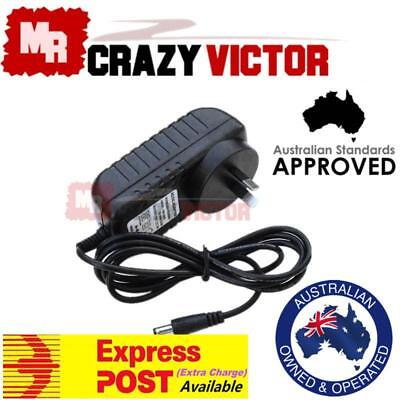 AU26.95 • Buy 9V Power Supply Adapter For Roland GR-55 GR-55S Micro-Cube MicroCube Amplifier