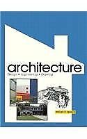 £2.82 • Buy Architecture: Design, Engineering, Drawing