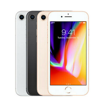 View Details Apple IPhone 8 Smartphone 64GB 256GB Unlocked SIM Free Various Colours • 369.99£