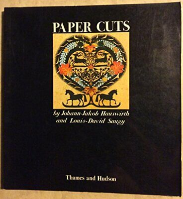 £7.49 • Buy Paper Cuts By Louis-David Saugy Paperback Book The Cheap Fast Free Post