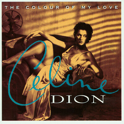 Céline Dion : The Colour Of My Love CD (2001) Expertly Refurbished Product • 2.12£