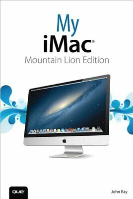 £2.59 • Buy My IMac (Mountain Lion Edition) By Ray, John Book The Cheap Fast Free Post