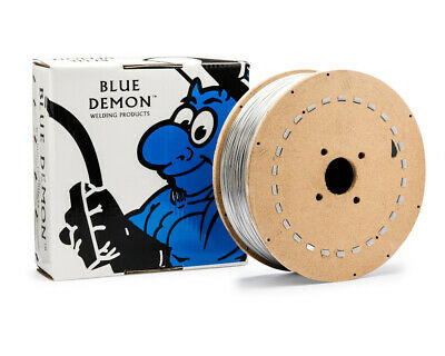 $93.82 • Buy E71T-GS .045 Flux Core MIG Welding Wire 33 Lb Spool Blue Demon
